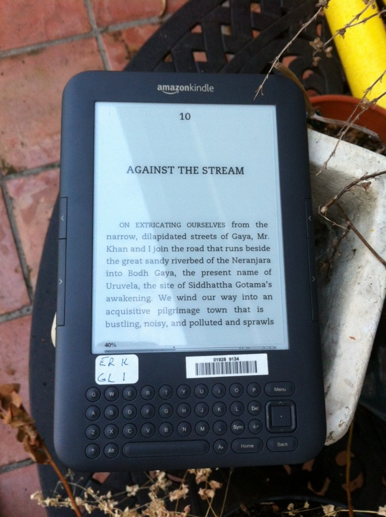Kindle – Library Hat